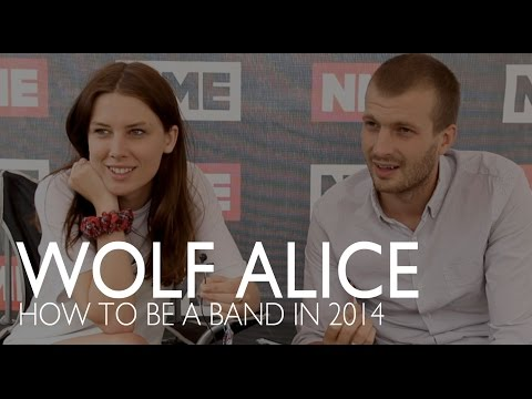 How To Be A Band In 2014 – According To Wolf Alice