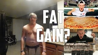 """HOW ARE YOU NOT """"FAT""""?"""