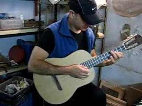 Eduardo Suarez tresero cubano