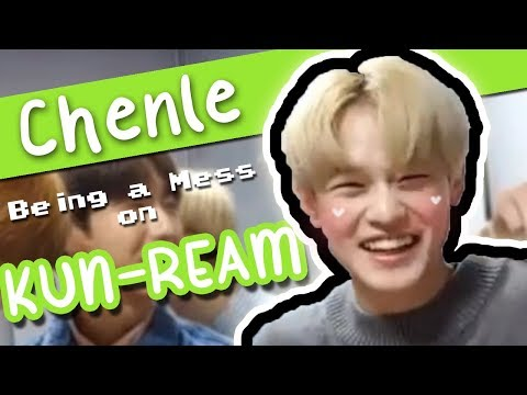 Chenle Being a Mess: Then VS Now