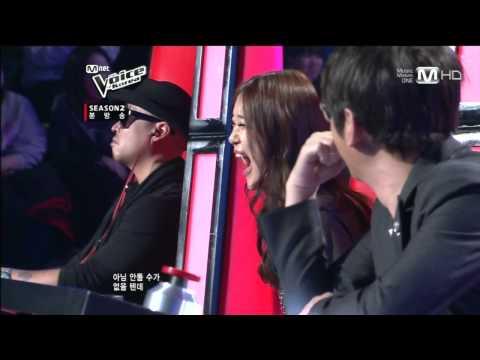 보이스코리아 시즌2 - [Mnet 보이스코리아2_EP.3] 장준수-엘리뇨 프로디고 (Elnino prodigo sung by Jang JunSu)
