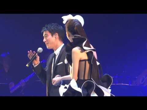 2013-02-02 范范 范瑋琪台北演唱會 - 黑白配 、Forever Love (王力宏)