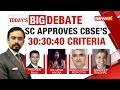 SC Approves CBSE's 30:30:40 Criteria | Evaluation On 3 Years Best Way? | NewsX