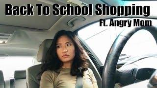 Back To School Shopping Vlog