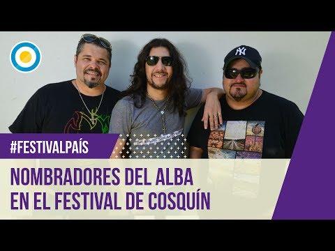 Cosquín 28-01-11 Facundo Toro y Los nombradores del alba