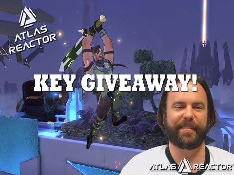We playtest and giveaway keys for Atlas Reactor by Trion Worlds!