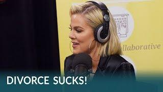 Khloe Kardashian On Kourtney & Kim's Different Parenting Styles | Divorce Sucks!