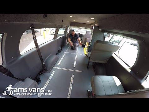 Passenger Van Accessibility   AMS Vans