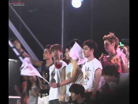 120818 SM Town Concert in SEOUL D O Ver cam 02