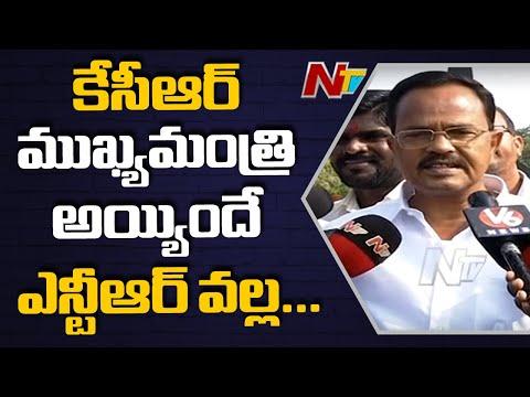 TDP founder NTR behind KCR rise in politics: Motkupalli Narasimhulu