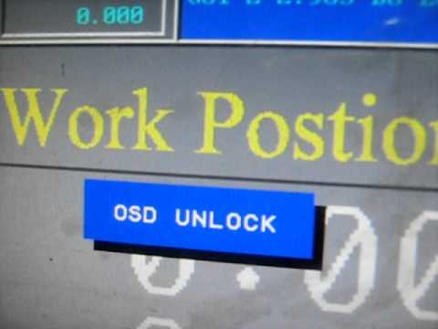 What is an osd lockout