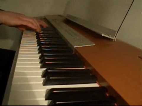 titanic en piano