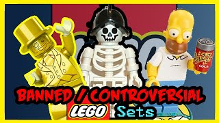 The 10 Banned/Controversial Lego Sets