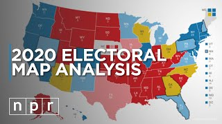 2020 Electoral Map Analysis | NPR Politics