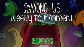 Tournament 2: Among Us Tournament(Round 2) Up to PHP10,000 Cash Prize   LVox Gaming