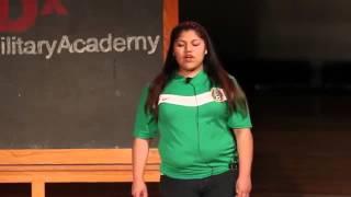 My Story of Immigration | Miriam Martinez | TEDxCarverMilitaryAcademy