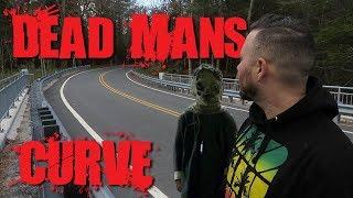 Haunted DEAD Man's Curve Bridge on Clinton Road | OmarGoshTV