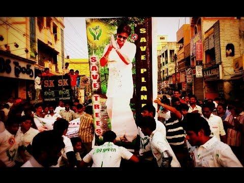 Power of Pawanism(1st flashmob in eluru)