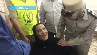 لقطات مصورة لإستجابة وزارة الداخلية لطلبات عدد من كبار ال ...