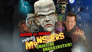 Behind the Scenes: Minding the Monsters' Creating Crankenstein | JEFF DUNHAM