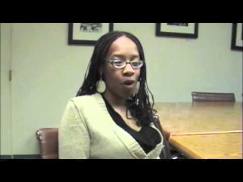Former Huckleberry Client Lateefah Simon Shares Her Story