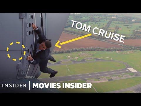 Ја искачи Бурџ Калифа - најлудите сцени на Том Круз снимани без каскадери