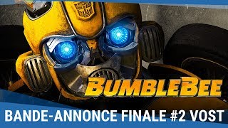 Bumblebee :  bande-annonce finale 2 VOST