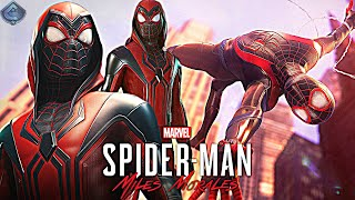 Spider-Man: Miles Morales PS5 - New Alternate Suit and More Web Swinging Gameplay REVEALED!