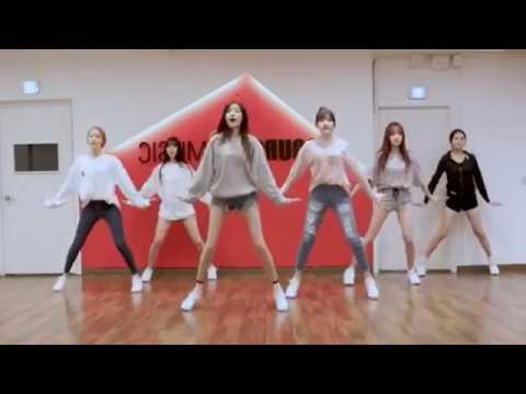 GFRIEND - 밤 (Time For The Moon Night) Dance Mirror Practice ver.