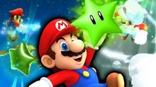 Mario Galaxy 2 with NEW Green Stars!