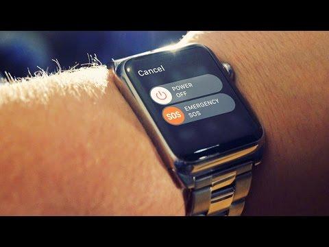 watchOS 3 Emergency SOS | Quick Tips