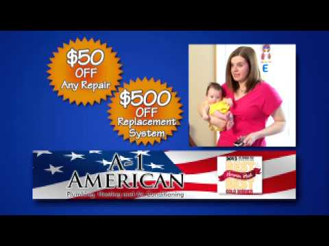 A-1 American Air Conditioning 24/7 Emergency Service