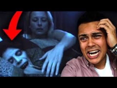 REACTING TO THE MOST SCARY SHORT FILMS ON YOUTUBE (DO NOT WATCH AT NIGHT)