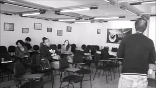 Trecho do curso ministrado por Rodrigo Capella
