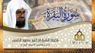 الشيخ سعود الشريم مشاكس ميديا