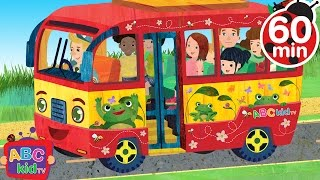 Wheels on the Bus and More Nursery Rhymes - ABCkidTV