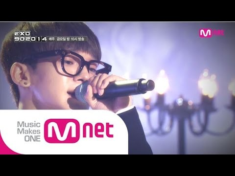 Mnet [EXO 902014] : 엑소 첸이 부르는 '조성모 - to heaven' / EXO Chen's special stage 'Jo Sung Mo - To Heaven'