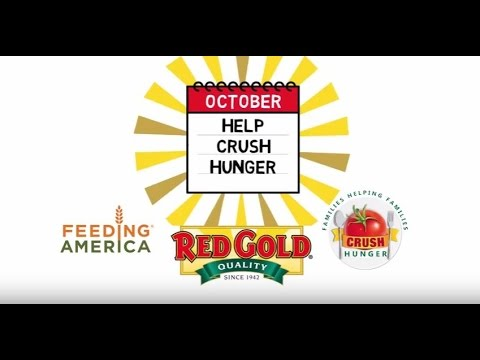 Red Gold's Crush Hunger Whiteboard Video
