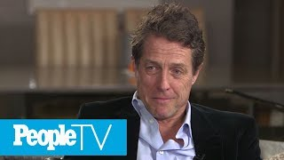Hugh Grant Calls One Co-Star 'Not Remotely Sane' & Which Co-Star Wants To 'Kill' Him   PeopleTV