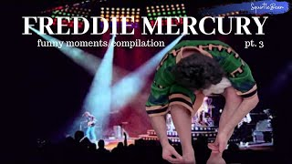 Freddie Mercury compilation/funny moments - part 3