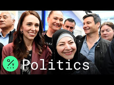 New Zealand's Jacinda Ardern Set For Election Win as Voters Reward Covid Success