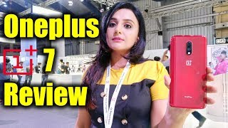 🇮🇳 📱 Oneplus 7 Hands on review of specifications, features, camera test, price in India