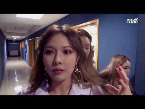 HyunA(현아) - 데뷔 10주년 팬미팅 비하인드