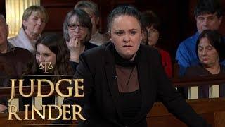 Tenant Denies Having a Bong in Her House | Judge Rinder