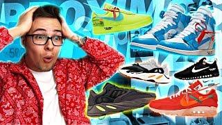 NUEVAS YEEZY, NIKE x OFFWHITE... (Próximos lanzamientos de Sneakers)