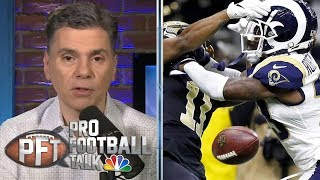 Replay officials will now review pass interference   Pro Football Talk   NBC Sports