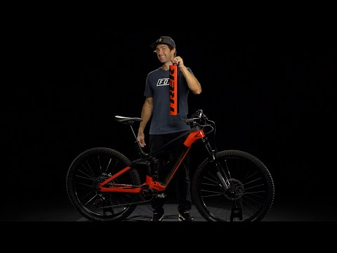video Rail 9.9 Electric Mountain Bike