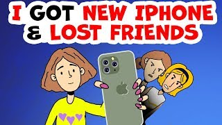 I got NEW IPHONE & LOST FRIENDS, THEY JEALOUS!