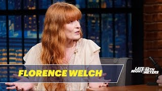 Florence Welch Was in a Band Called the Toxic Cockroaches