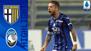 Parma 1-2 Atalanta   Atalanta comes from behind to beat Parma 2-1   Serie A TIM